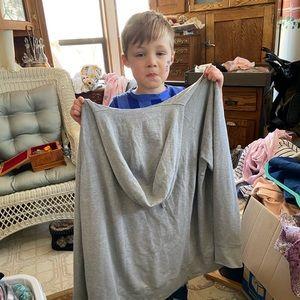 Torrid hooded sweatshirt